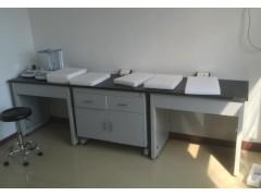 天平台全实钢木PP边中央台工作实验洗涤台药品柜厂家