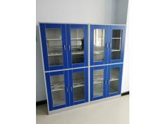 器皿柜气瓶柜全实钢木PP边中央工作实验天平台厂家