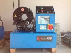 sp52挖掘机高压胶管接头扣压机