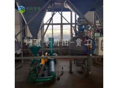 电厂炉灰气力输送泵 粉煤灰输送供料器 粉体物料旋转阀