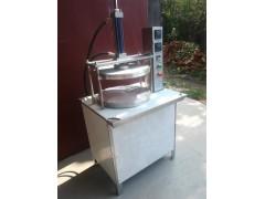 全自动液压式烙饼机 春饼机 双面加热荷叶饼机 烤鸭饼机