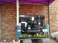 德仁供应全自动冷风干燥机 风干鸡加工流水线 腊肠风干流水线