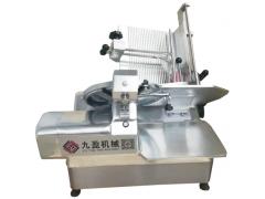 全自动切片机JYR-350九盈落地式刨片机 牛羊肉切卷机