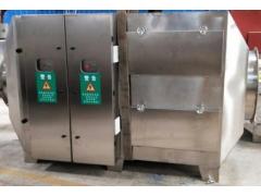 UV光解活性炭一体机 低温等离子+UV光解废气处理设备