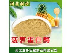 厂家直销菠萝蛋白酶使用说明报价添加量用途