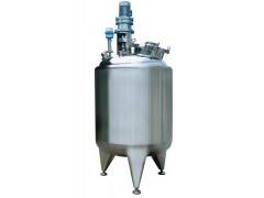 固液混合配料罐、调配罐、配制罐