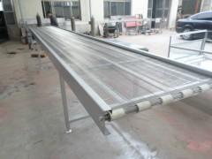 不锈钢网带输送机运输平稳 食品专用输送机