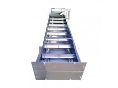 炉灰刮板输送机价格高效 灰粉刮板机