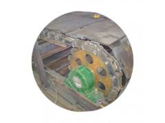 纸箱装车链板输送机耐磨 链板输送机厂家