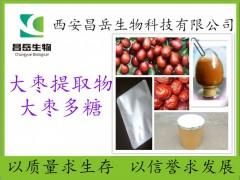 大枣提取物 大枣多糖 多规格 源头工厂 长期供应