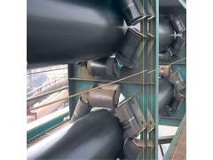 管状带式输送机输送各种粒状物料 密封