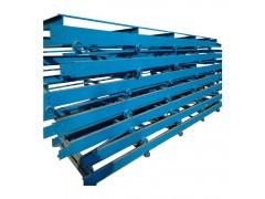 链板输送机厂家专业生产 加宽链板输送机调试制造厂家