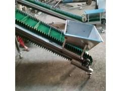 自动升降运输机行走式 日用化工输送机
