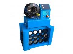 挖掘机用高压油管压管机多少钱 挖掘机高压油管压管机