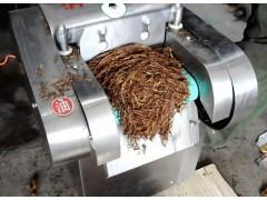 粗细可调烟叶切丝机价格