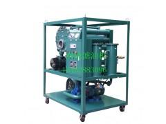 DZL-100A双级高效变压器油真空滤油机