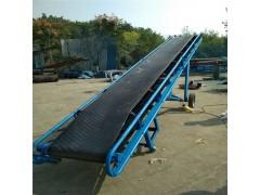 煤渣装车伸缩型输送机   移动式皮带运输机