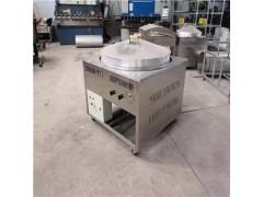 烤蒸馒头机 液化气包子馒头锅贴机 焦黄底馒头机 自动控温定时