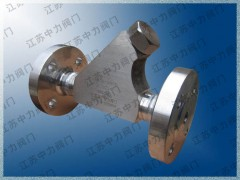 法兰Y型蒸汽过滤器,Y型过滤器,GL41H-16/25