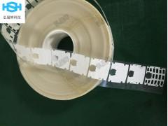 硅胶双面胶带AB四维双面胶带 0.1mm高温胶带
