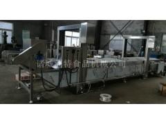 虾尾生产线 龙虾清洗蒸煮线 小龙虾深加工设备
