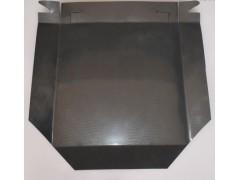 江苏奥立al0918HDPE塑胶滑托盘承载力强