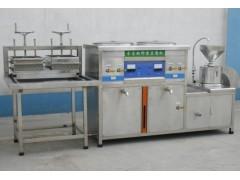 豆腐机商用全自动免费培训 高温封闭式内脂豆腐机xy1