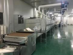 大型环保的微波豆腐猫砂干燥机