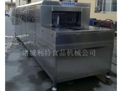 喷淋式洗筐机 塑料筐清洗机低耗能产量高