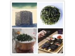 拌饭紫菜、各种口味夹心海苔加工