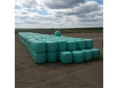 拉伸度好的青贮牧草膜 青贮饲料包膜生产厂家 牧草膜现货供应