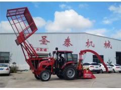 玉米籽粒粉碎收获机 背负式小型青储机 全株籽粒破碎收获机