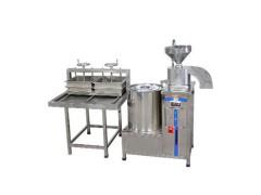 全自动豆腐机商用两桶操作简单 300型电动豆腐机家用小型xy
