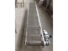 蛋糕网链输送机批发厂家 提升爬坡输送xy1