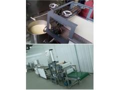 炸腐竹豆皮机器质保 蛋白肉机全不锈钢xy1