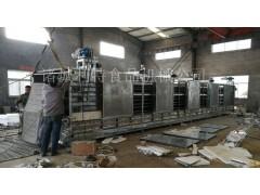 山楂片烘干机 果蔬多层烘干设备厂家设计生产