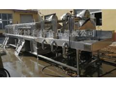 周转筐清洗风干一体机 多段清洗洗筐机厂家设计定做