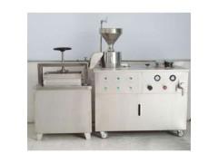 提供技术干豆腐机小型300型电动 卤水豆腐机xy1
