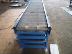 各种规格米粉机械食品网链输送机 水平直线输送xy1