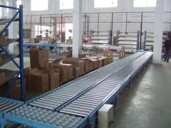 生产无动力直线滚筒输送机 纸箱动力辊筒输送机xy1