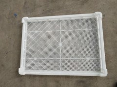 食品级塑料冷冻盘,3号塑料单冻器,塑料单冻器价格