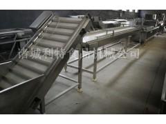 净菜生产线中央厨房蔬菜配送加工设备可定做