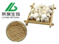 茯苓提取物 茯苓多糖 纯天然食品添加剂系列 厂家直供