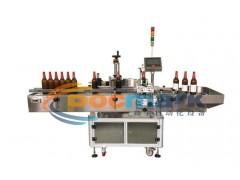 全自动圆瓶贴标机-食品盒贴标机-酒瓶贴标机-鑫宇自动化