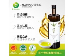 西班牙进口 西山树PDO特级初榨橄榄油1L
