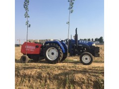 捆小麦秸秆的机器 小型打捆机 自动捡拾稻草打包机 捆草机