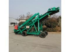 养殖场取草机 大型青贮扒料机 全自动青贮取料机