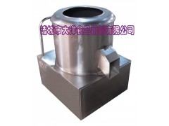 厂家直销TP型圆筒式紫薯磨皮机