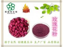 重瓣玫瑰花粉 99%速溶玫瑰汁粉 饮料冲调饮品优选