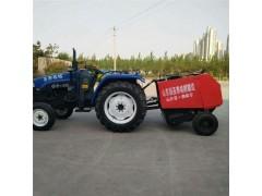 大型捆草机 秸秆捡拾打捆机生产厂家 全自动秸秆打捆机